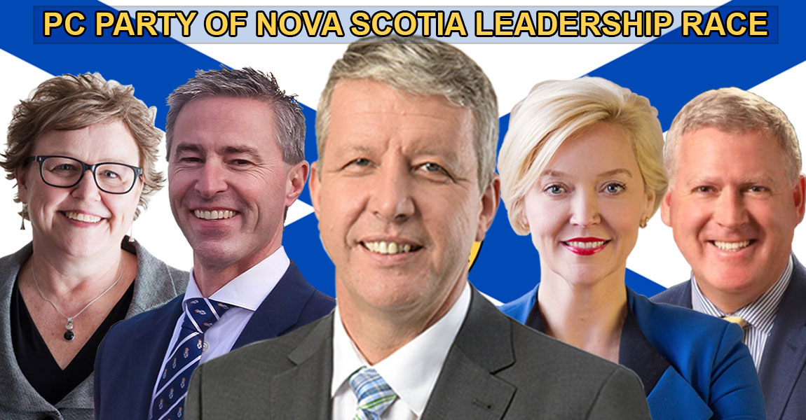 Voters Guide: Nova Scotia PC Party Leadership