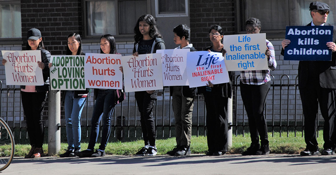 Life Chain expected to draw thousands of pro-lifers